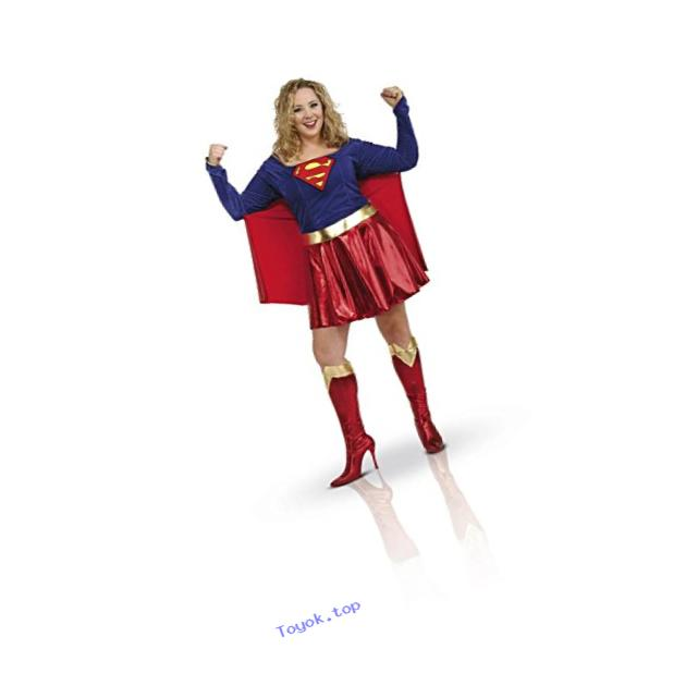 DC Comics Full Figure Supergirl Costume