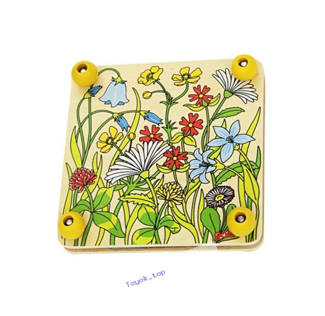 Flower Press Spring Meadow Game